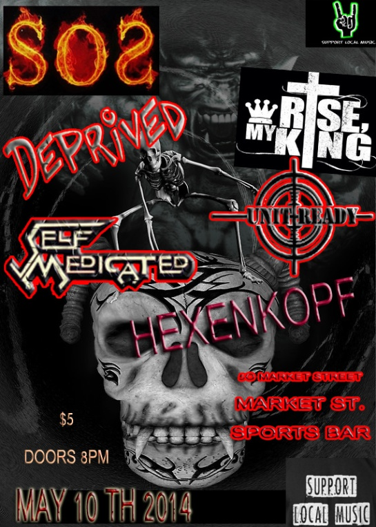 BANGOR PA GET READY TO GET WHIPLASH !!!  LIVE AND IN YOUR FACE